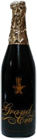 AleSmith Grand Cru beer Label Full Size