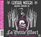 Central Waters/Local Option Bourbon Barrel Aged Le Petite Morte Beer