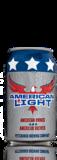 Pittsburgh American Light beer