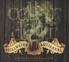 Stillwater Cellar Door Saison Beer