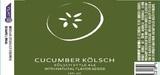 Flat 12 Cucumber Kolsch Beer