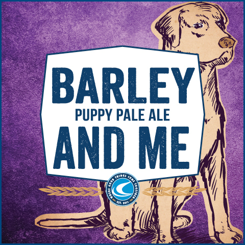Confluence Barley and Me Pale Ale beer Label Full Size