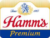 Hamm's Premium Lager beer