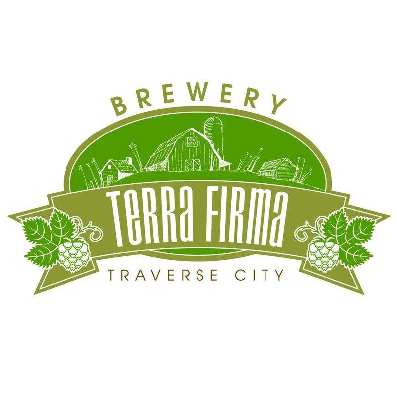 Terra Firma Gladstone APA beer Label Full Size