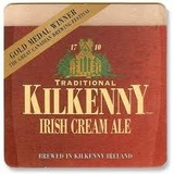 Guinness Kilkenny Irish Cream Ale beer