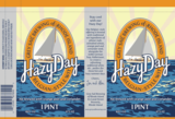Grey Sail Hazy Day Belgian Wit Beer