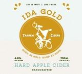 Tandem Ciders Ida Gold Beer