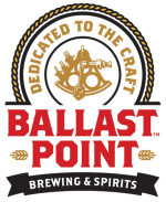 Ballast Point Barrel Aged Peppermint Victory At Sea Porter beer Label Full Size