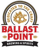 Ballast Point Barrel Aged Peppermint Victory At Sea Porter beer