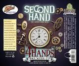 4 Hands / 2nd Shift Second Hand beer