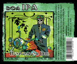 Day of the Dead DOA IPA beer