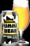 Surly Yummi Bear IPA beer