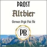 Prost Altbier beer