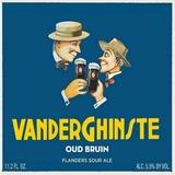 Vanderghinste Oud Bruin Beer
