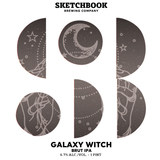 Sketchbook Galaxy Witch beer
