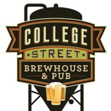 College Street Big Blue Van beer