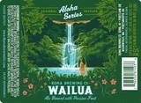Kona Wailua Wheat Ale Beer