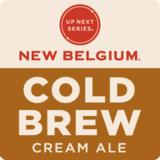 New Belgium Cold Brew Cream Ale beer