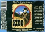 Fort Collins Kidd Lager beer