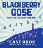 Blackberry Gose beer