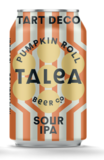 TALEA Pumpkin Roll Tart Deco beer