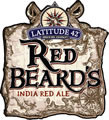 Latitude 42 Red Beard Ale Beer