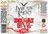 Flying Dog Belgian Devil beer