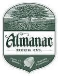 Almanac Heirloom Pumpkin Barleywine beer