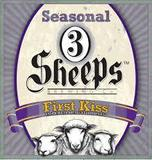 3 Sheeps First Kiss Beer