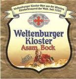 Weltenburger Kloster Asam Bock beer