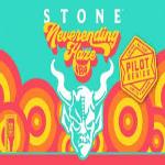 Stone Neverending Haze Ipa beer