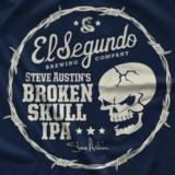 El Segundo Stone Cold Steve Austin's Broken Skull Ipa beer