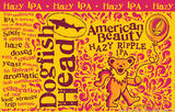 Dogfish Head American Beauty Hazy Ripple beer