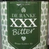 De Ranke XXX Bitter beer