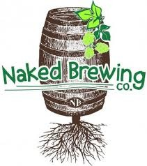 Naked Barrel Soured Pomegranate Wheat beer Label Full Size