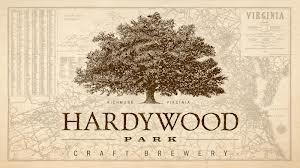 Hardywood Park Four Roses Russian Imperial Stout beer Label Full Size