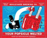 Boulevard Your Popsicle Melted Sour Ale W/Balaton Cherries beer