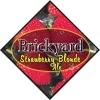 Brickyard Strawberry Blonde Ale beer Label Full Size