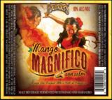 Founders Mango Magnifico con Calor Beer