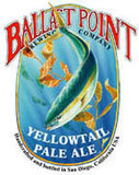 Ballast Point Kolsch beer