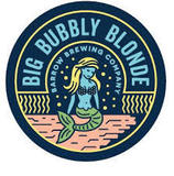 Barrow Big Bubbly Blonde beer