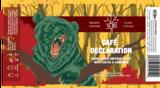 Lo Rez - Cafe Declaration beer