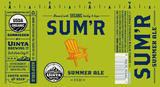 Uinta Sum'r Summer Ale beer