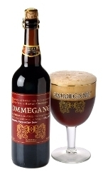Ommegang Abbey Ale beer Label Full Size