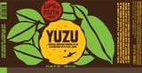 New Belgium Lips of Faith: Yuzu beer