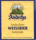 Andechs Weissbier Beer