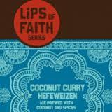 New Belgium Lips of Faith Coconut Curry beer