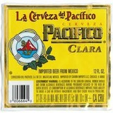 Modelo Pacifico beer