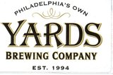 Yards IPA Cask Conditioned beer