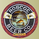 Roscoe Trout Town Amber Ale beer